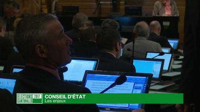 Débat pour le Conseil d'Etat: Les enjeux