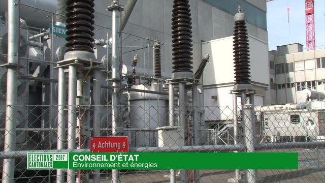 Débat pour le Conseil d'Etat: Environnement et énergies