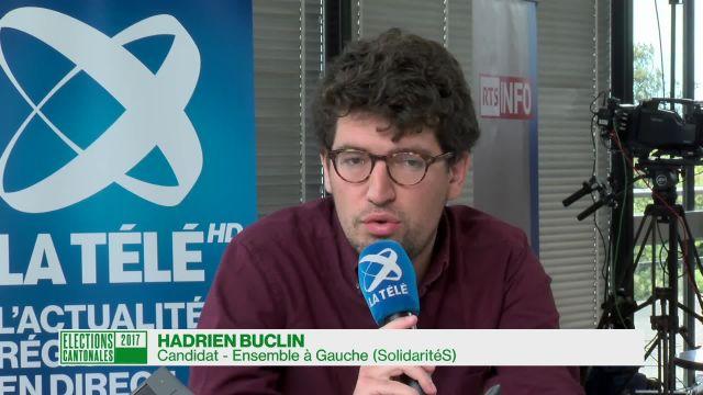 Elections cantonales vaudoises: flash de 14h30