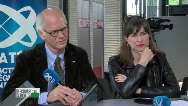 Elections cantonales vaudoises: flash de 15h00