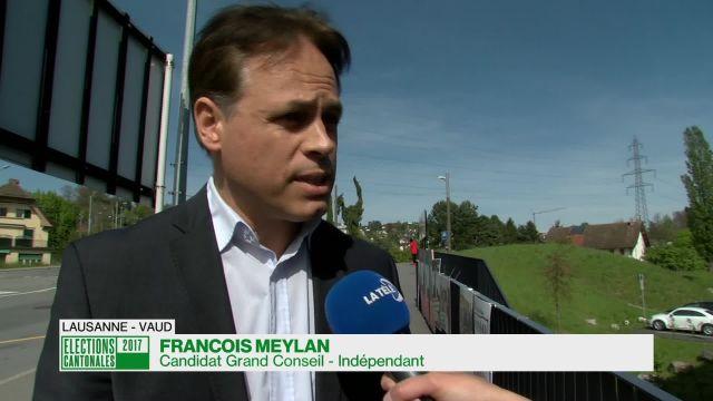 Elections cantonales vaudoises: flash de 16h30