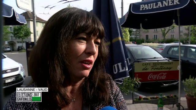 Elections cantonales vaudoises: flash de 18h00