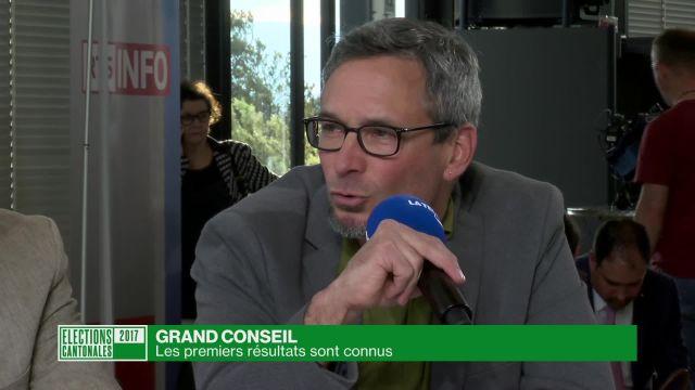 Elections cantonales vaudoises: flash de 19h00