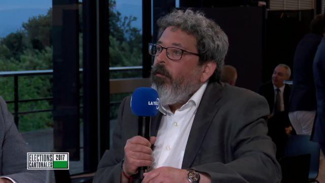 Elections cantonales vaudoises: 3ème débat des chefs
