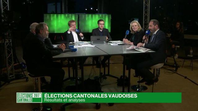 Elections cantonales vaudoises: le résumé de la journée