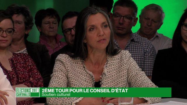 Débat pour le second tour du gouvernement: Culture et sport