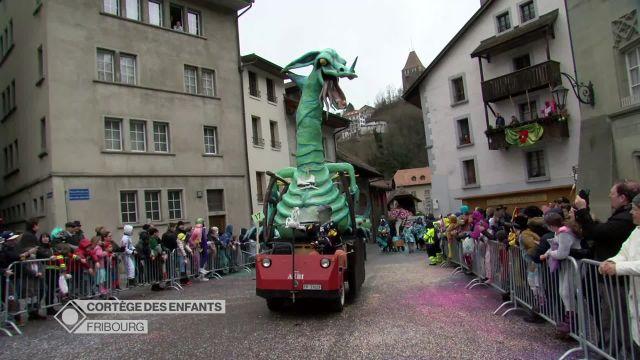 Carnaval des Bolzes: Cortège des Enfants