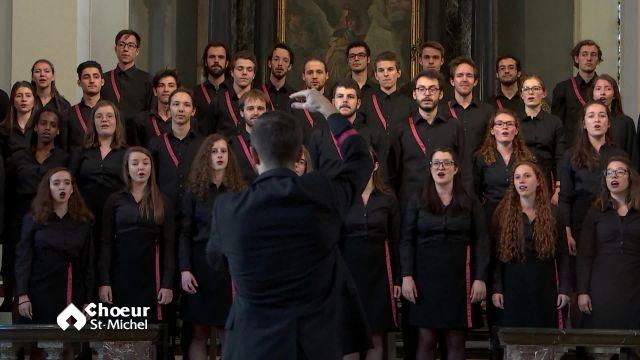 Concert du Chœur St-Michel de Fribourg (1/2)