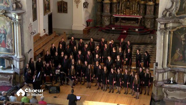 Concert du Chœur St-Michel de Fribourg (2/2)