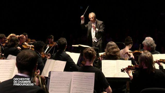 Concert de l'Orchestre de chambre fribourgeois (1/2)