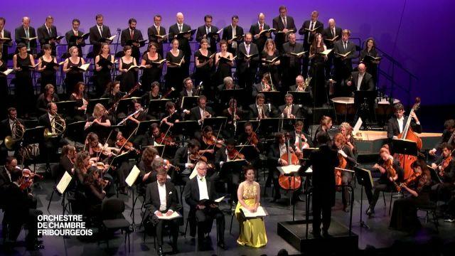 Concert de l'Orchestre de chambre fribourgeois (2/2)