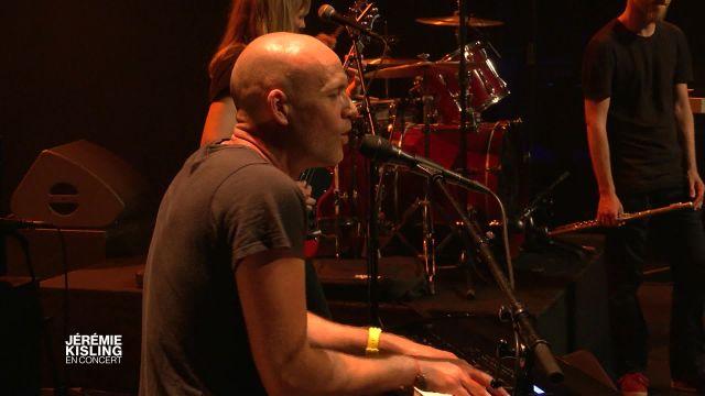 Jérémie Kisling en concert (1/2)