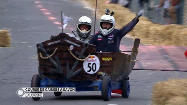 Red Bull Caisses à Savon - Partie 3