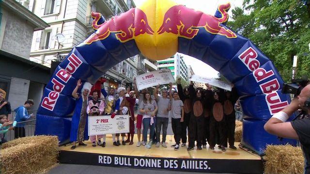 Red Bull Caisses à Savon - Partie 4