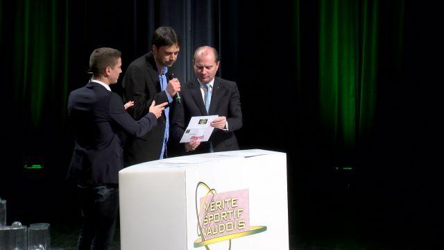 Mérite sportif vaudois 2017