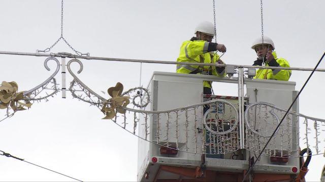 Efficience énergétique : Noël en lumières