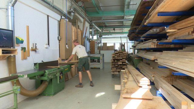 La passion du bois