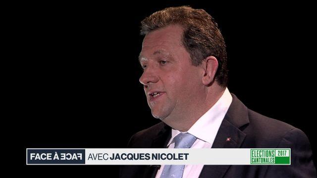 Face à face avec Jacques Nicolet
