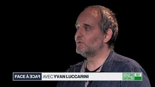 Face à face avec Yvan Luccarini