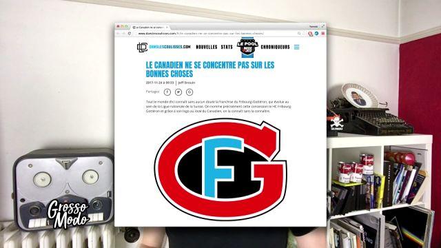 Le logo de Gottéron 2