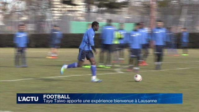 C'est l'heure de la reprise pour le FC Lausanne-Sport