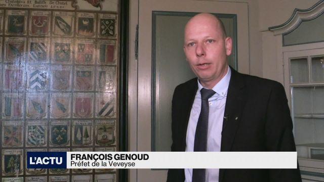 Les nouveaux préfets fribourgeois prennent leurs marques