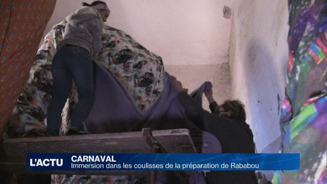 Dans les coulisses de la construction du Rababou