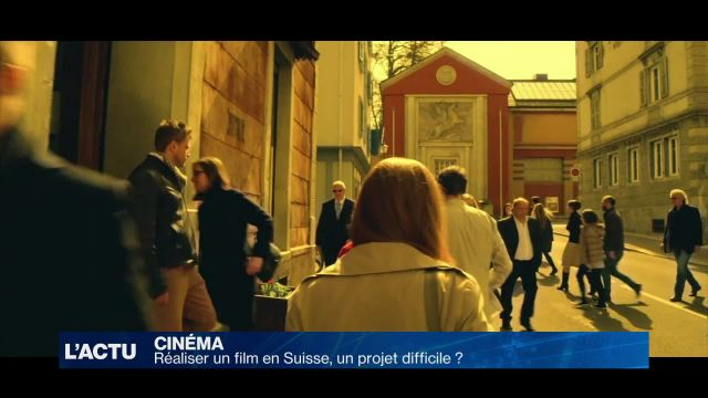 Réaliser un film en Suisse, un projet difficile ?