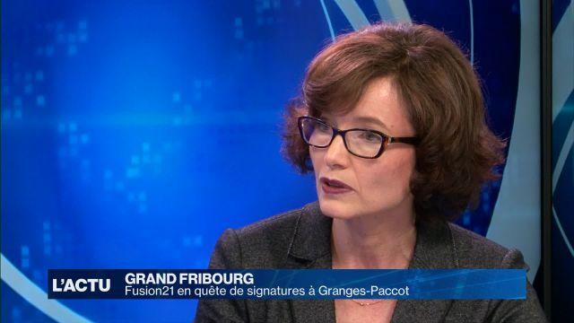 Fusion21 est en quête de signatures à Granges-Paccot