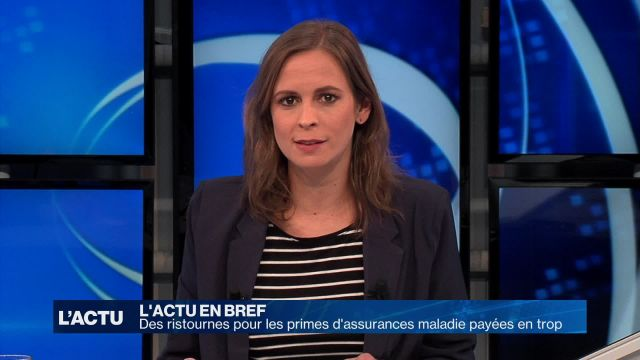 Des ristournes de prime maladie pour Vaud et Fribourg