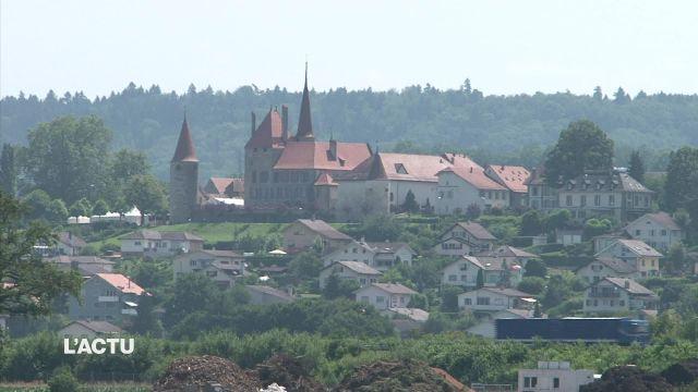 Avenches fait partie des plus beaux villages de Suisse