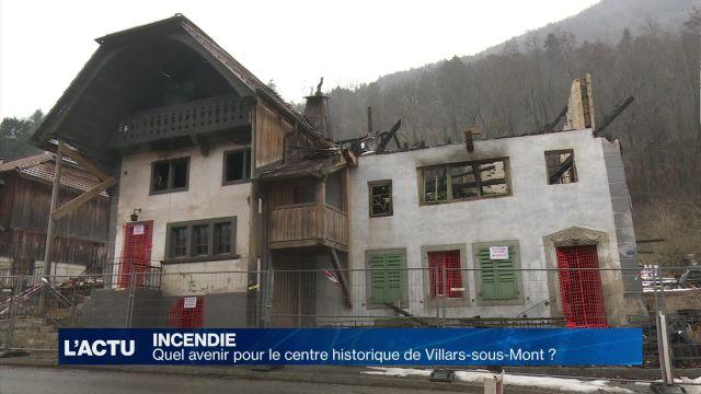 Quel avenir pour le centre historique de Villars-sous-Mont ?