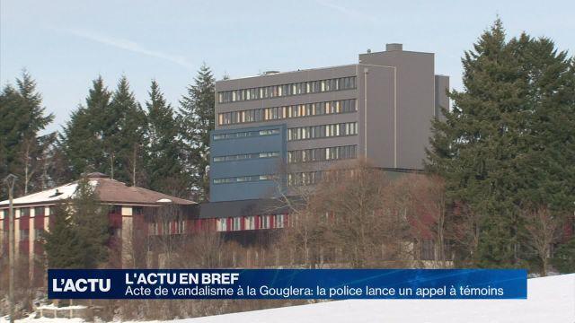 Vandalisme à la Gouglera: la police lance un appel à témoins