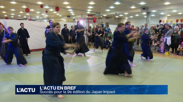 Succès pour la 9e édition du Japan Impact