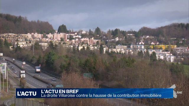 La droite contre la hausse de la contribution immobilière