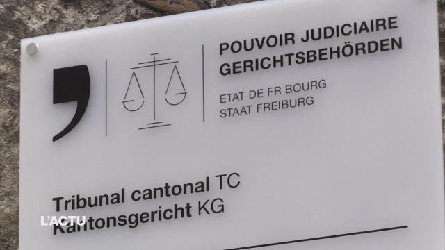 Le Tribunal cantonal fribourgeois dévoile son bilan 2016