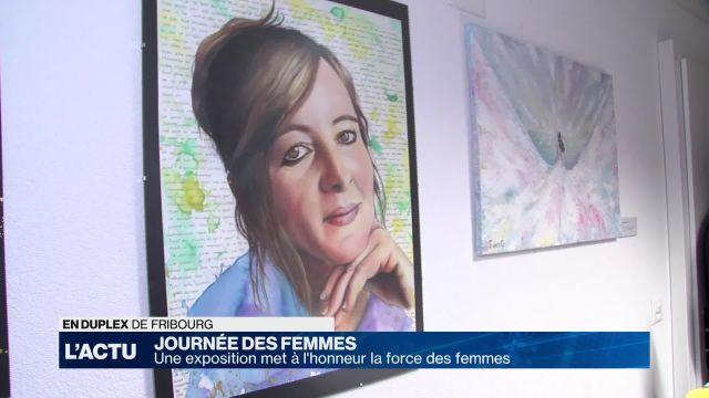 Une exposition met à l'honneur l'égalité des sexes