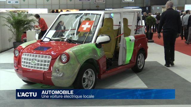Le 87e Salon de l'Auto à Genève ouvre ses portes