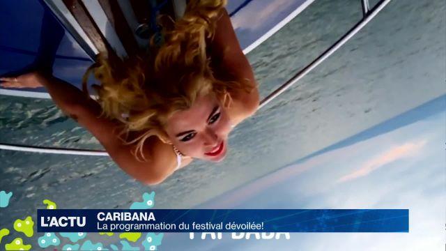 La programmation du Caribana Festival dévoilée