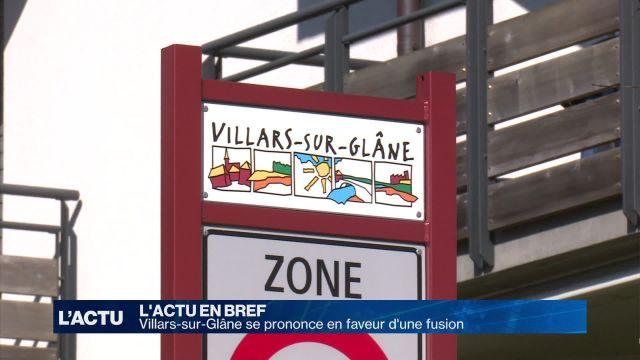 Villars-sur-Glâne se prononce en faveur d'une fusion