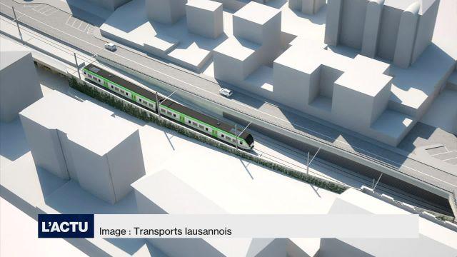 Le projet du tunnel du LEB devrait débuter cet été