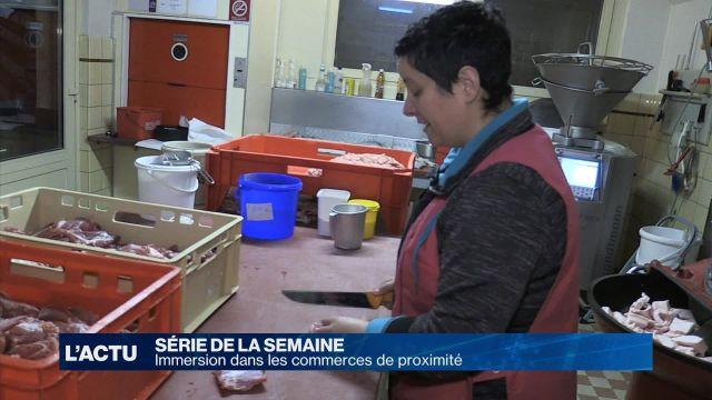Boucherie de campagne artisanale