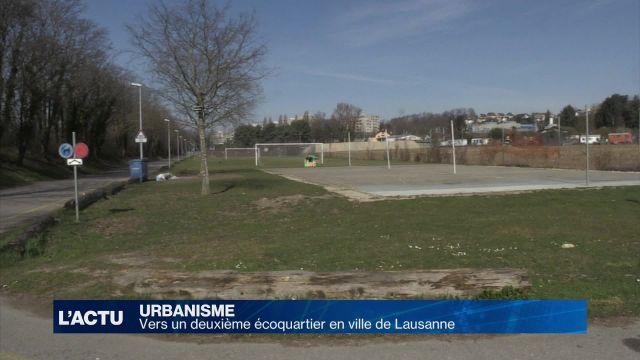 Vers un deuxième écoquartier en ville de Lausanne