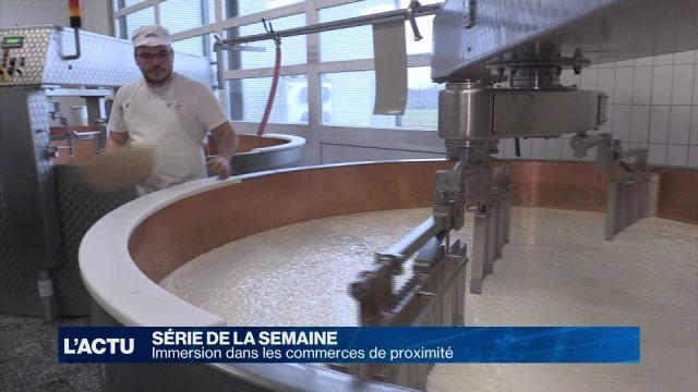 Fromagerie du Gros-de-Vaud: une fusion pérenne
