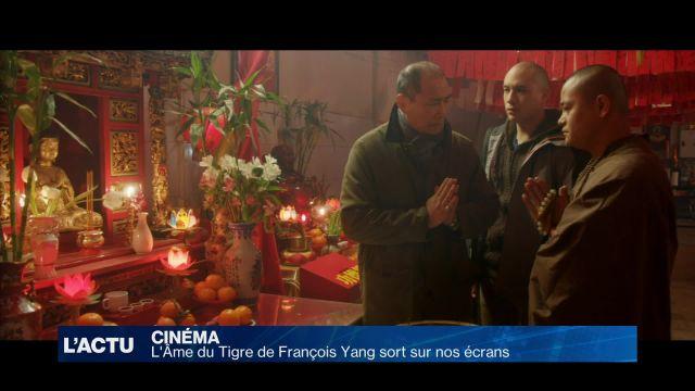 L'Âme du Tigre de François Yang sort sur nos écrans