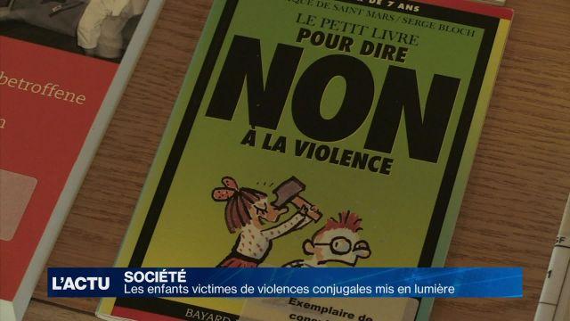 Les enfants victimes de violences conjugales mis en lumière