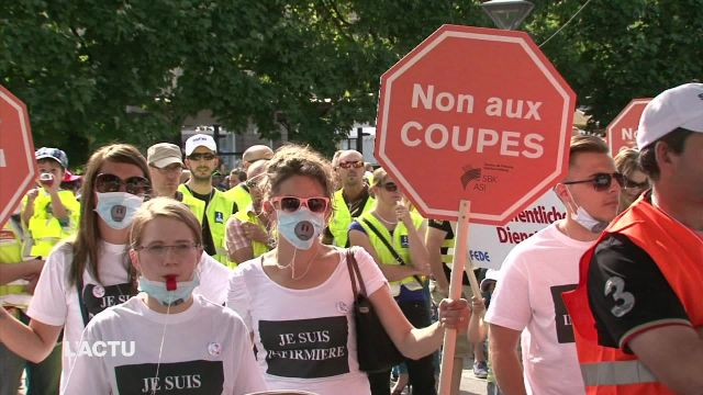 Le SSP (FR) s'oppose à l'interdiction du droit de grève