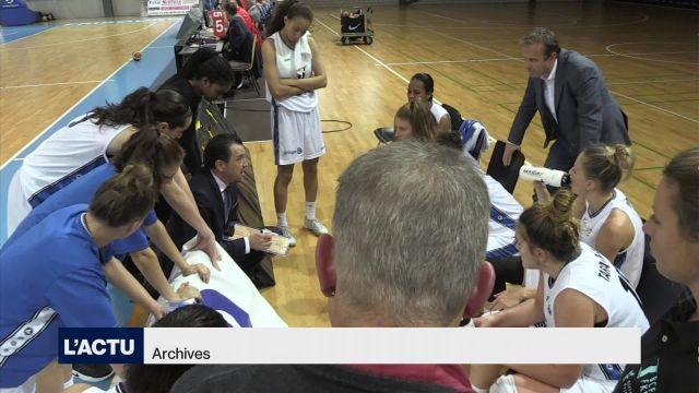 Basket : Romain Gaspoz va quitter Elfic Fribourg