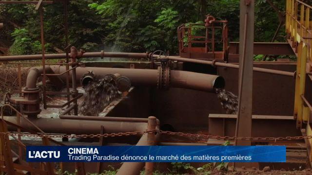 Trading Paradise dénonce le marché des matières premières
