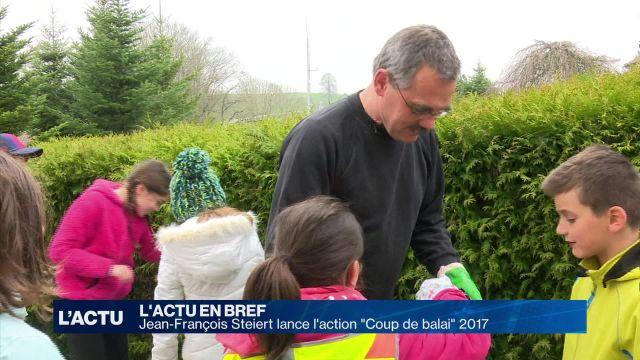 Jean-François Steiert lance l'action